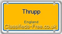 Thrupp board